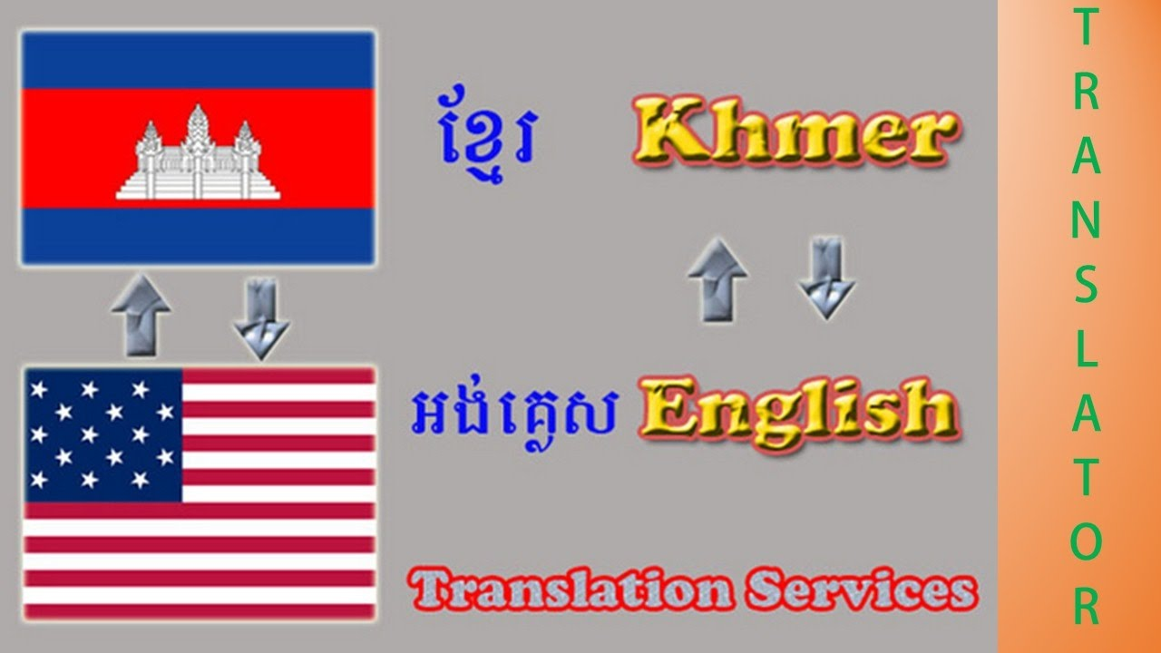 Translate Website Contents, iOS, Android Apps from English to Khmer on Fiverr