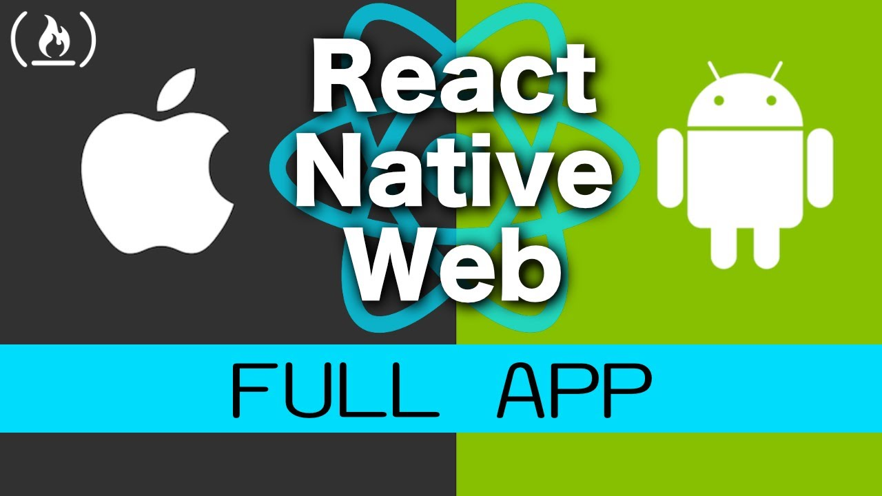 React Native Web Full App Tutorial – Build a Workout App for iOS, Android, and Web