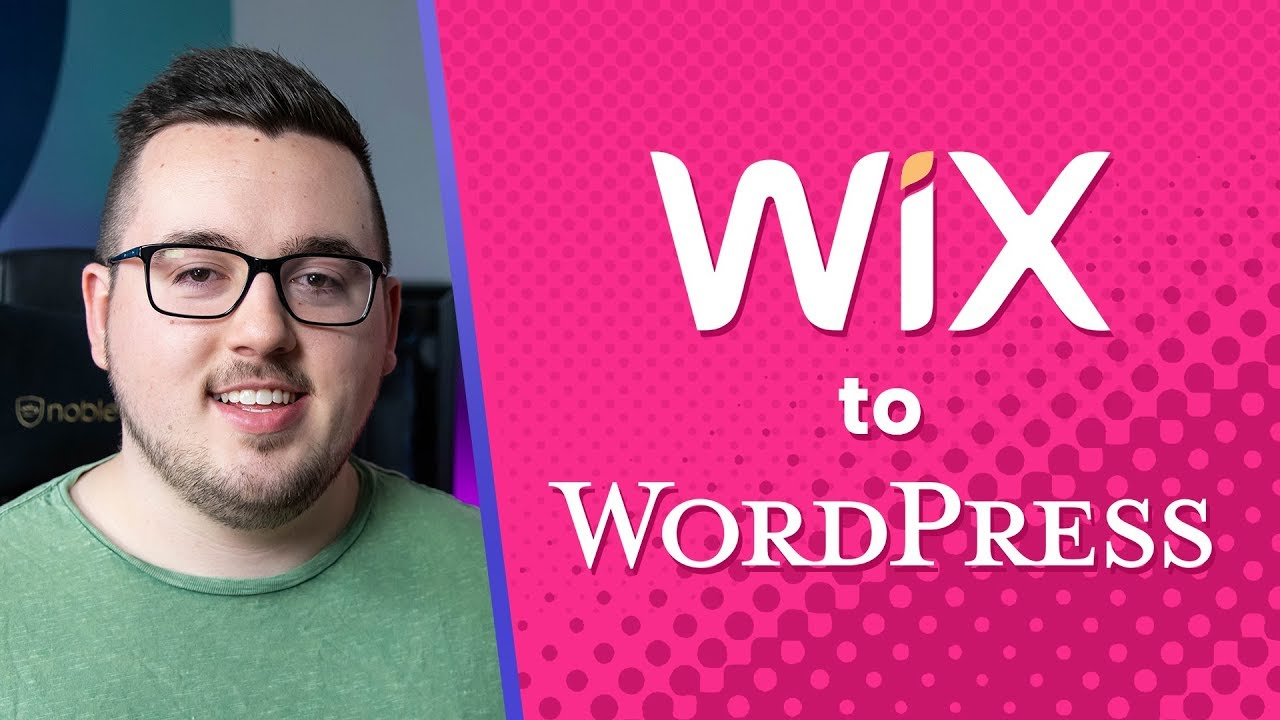 How to Convert Wix to WordPress