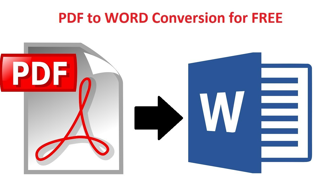 How to convert PDF to Word Without Software Online OCR – 100% FREE