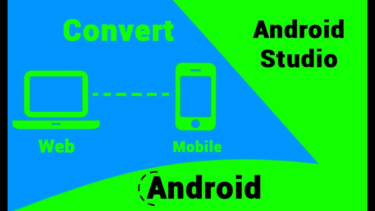 Android Tutorial | Convert a Website into Android App using Android Studio