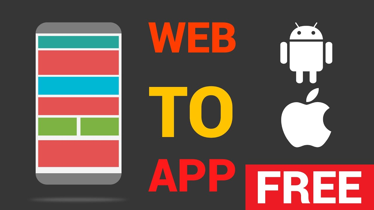 How to convert website / blog to Android / iOS app? – Android App Maker – 2017
