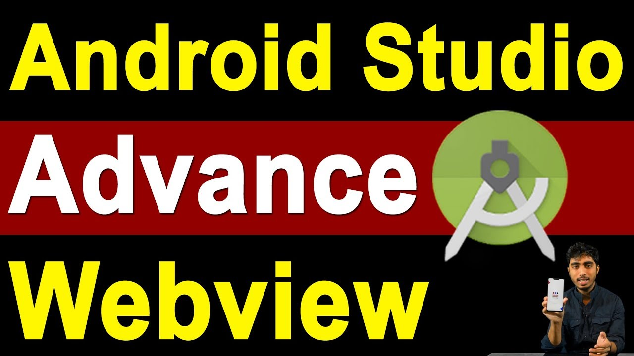 Convert a Website into Android App in Android Studio with Advance Navigation Drawer Layout