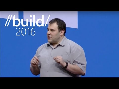 Build 2016: Announcing Desktop App Converter