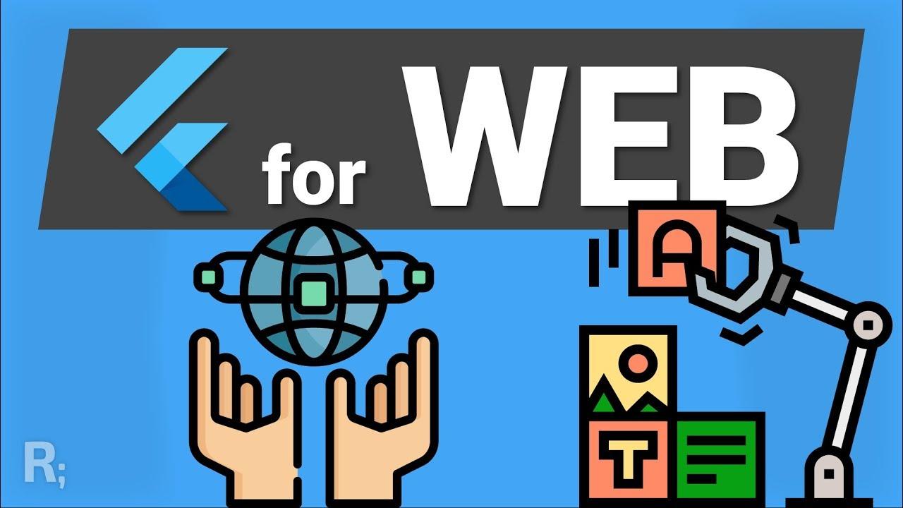 Flutter for Web – Migrate Your Mobile App + Basics