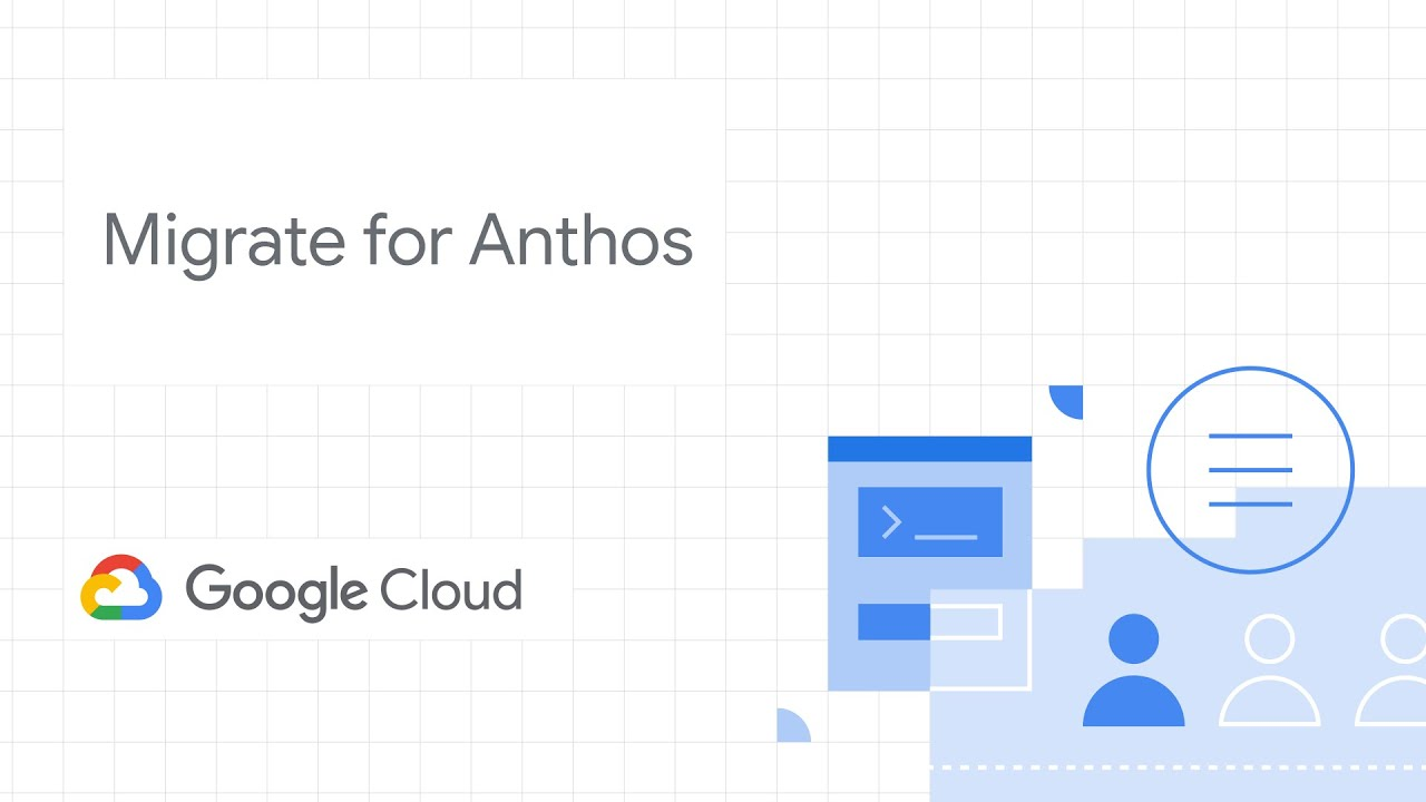 Migrate Microsoft IIS web applications to Windows containers on GKE with Migrate for Anthos