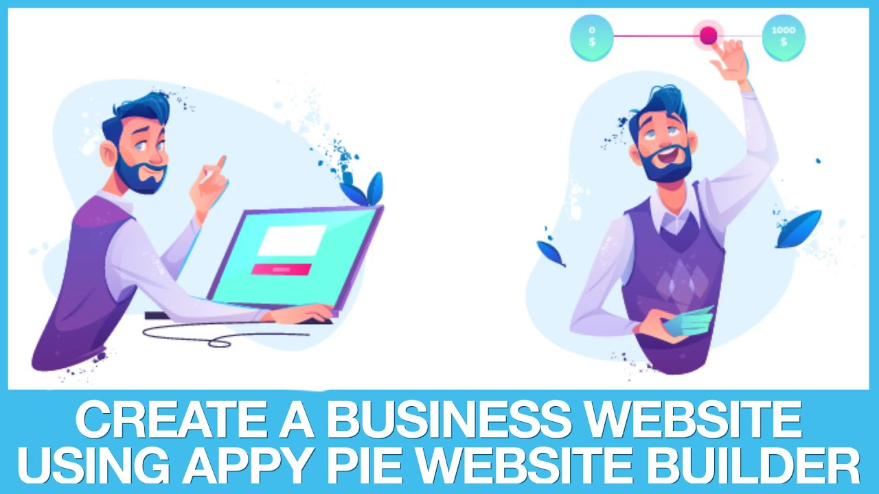 How to Create a Business Website using Appy Pie Website Builder?
