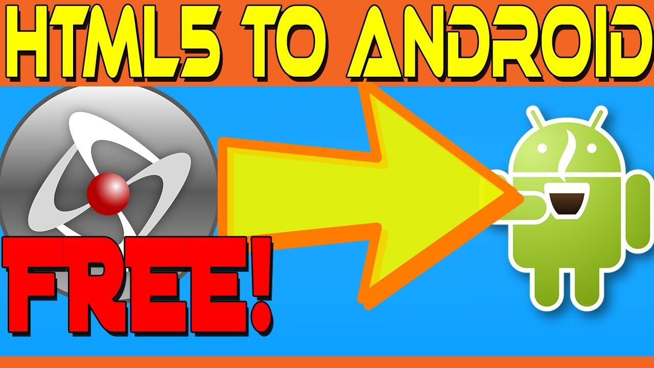 How to convert HTML5 Games into Android Games – for FREE!