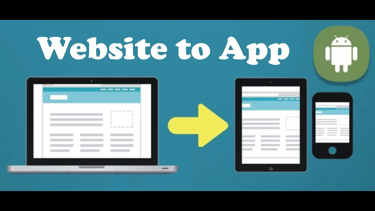 I Will Convert Website To Responsive App | Fiverr Promotion