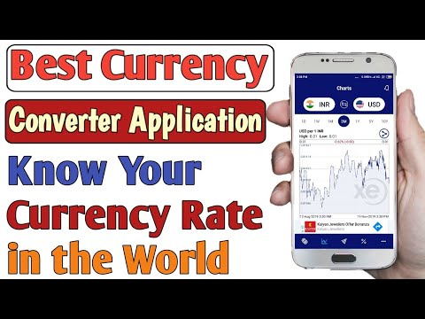 How to chcek Exchange Rate | Best currency Converter app | Currency Daily Rate Checking app