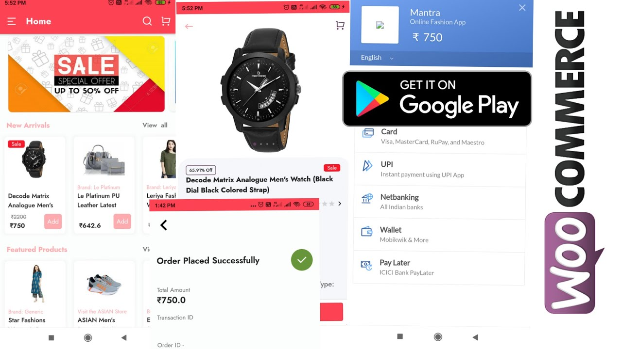How To Convert Woocommerce Website To Android App | Updated