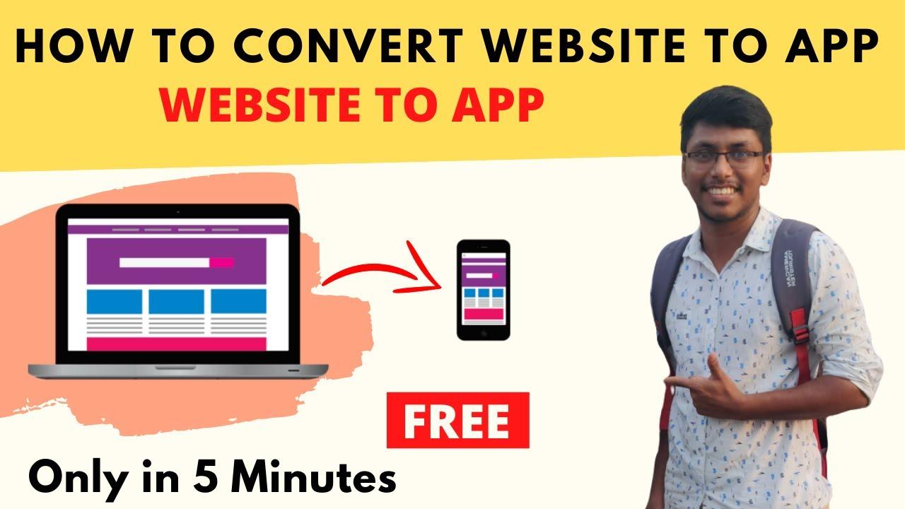 Convert Website into Android App | MIT App Inventor Tamil Tutorial | WebViewer | Karka Kasadara