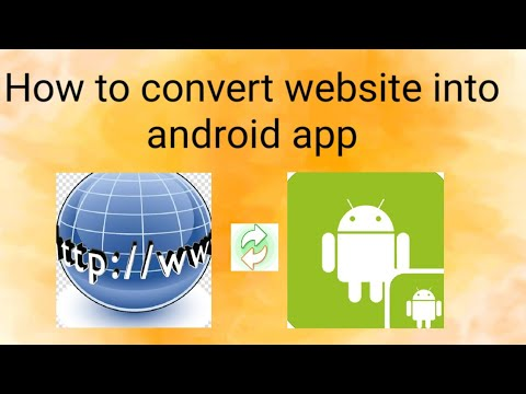 How to convert website into android app || Apne website ko app me kaise bdle || #technicalshubham