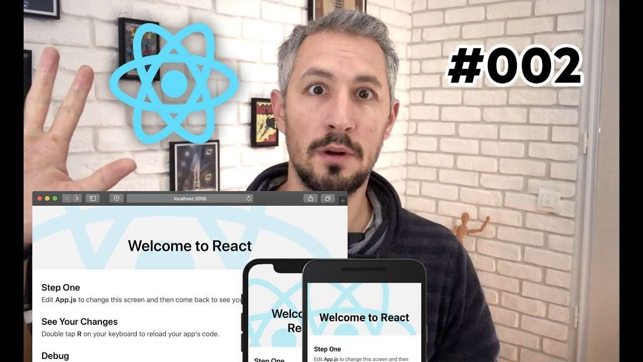 Share code with a mobile & a web app with React Native Web!
