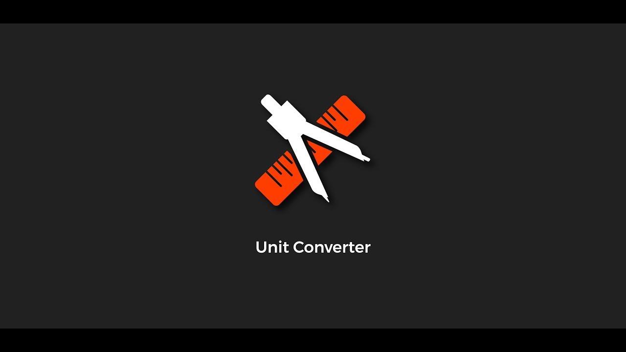 Unit Converter & Calculator App Promo v1 | Android App