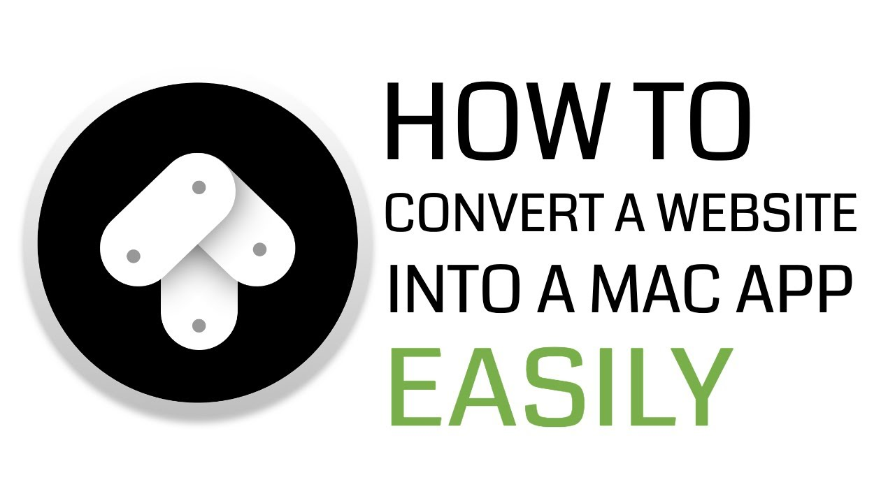 How to convert websites into Mac Apps EASILY! – Flotato