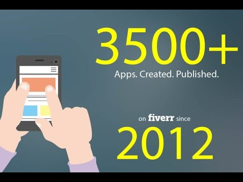I will convert your website to an android and ios app