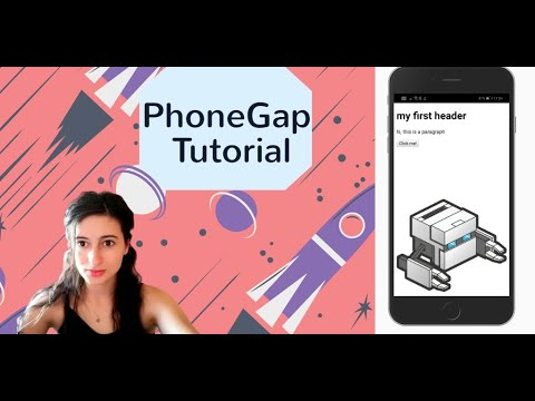 ????How To Create An App In 10min + PhoneGap +Tips |2020| ????Step by Step Tutorial