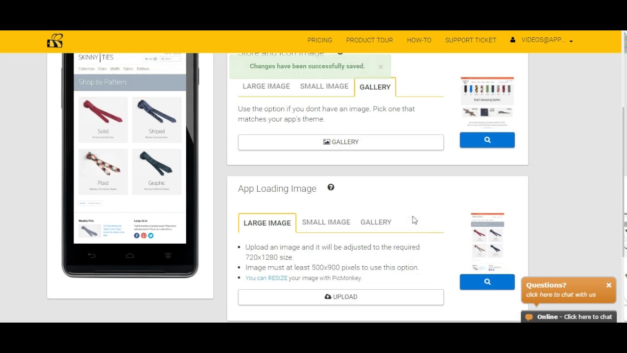 How to convert your website into a Mobile app?