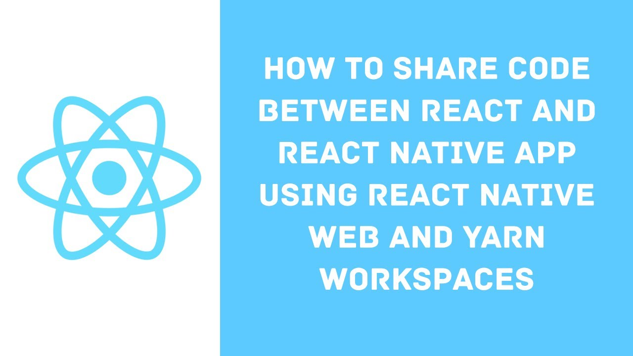 How to create a Universal app by sharing code between a React JS web and React Native app.
