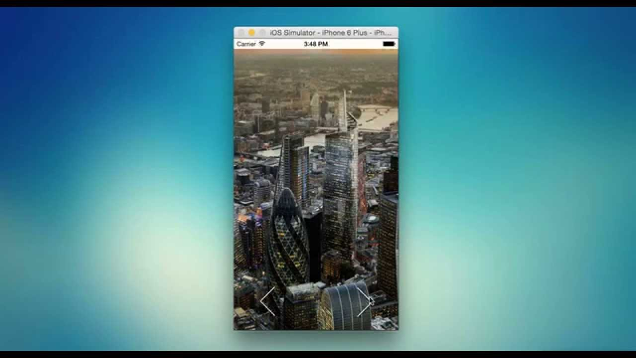 Web2App iOS App Template – Convert your Website into iOS App