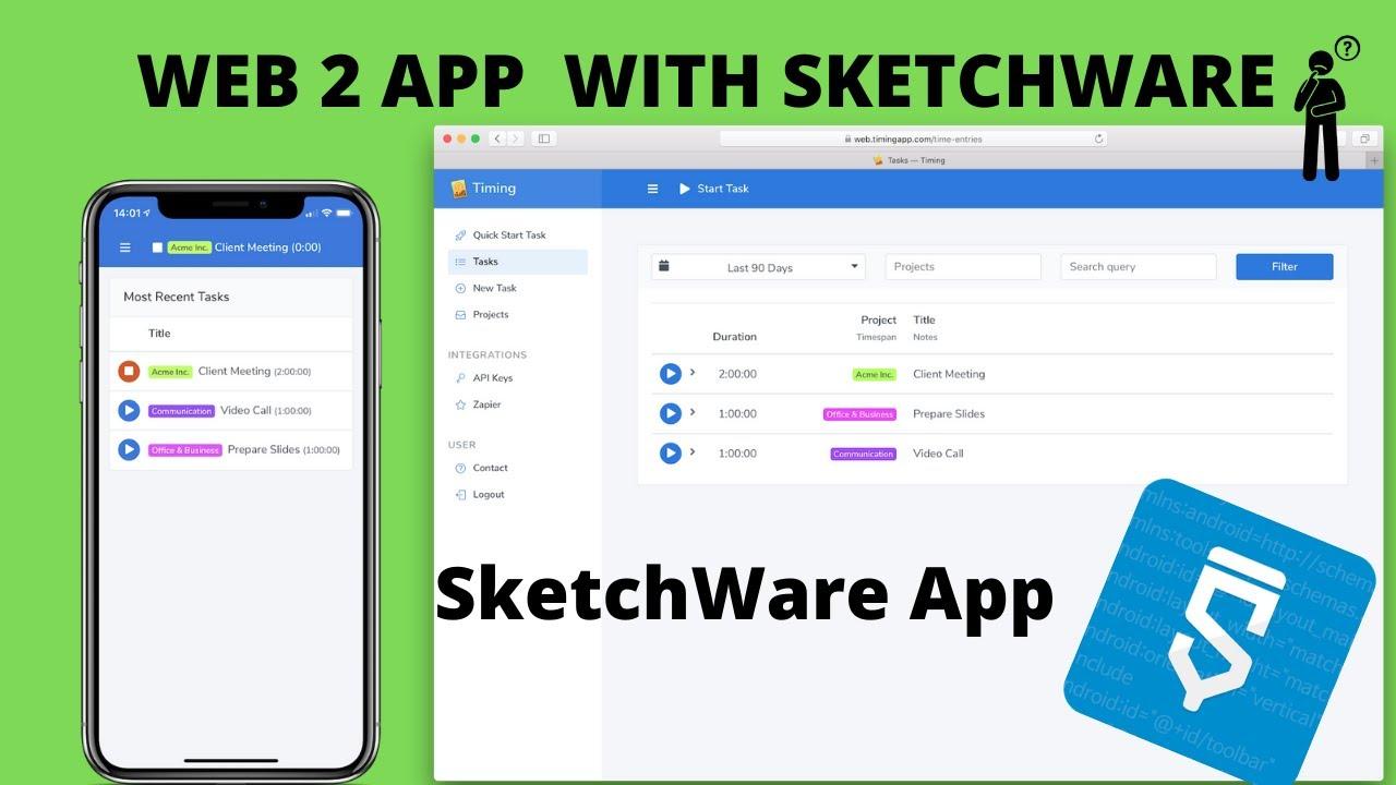 How To Convert Website Into App | Sketchware Helper