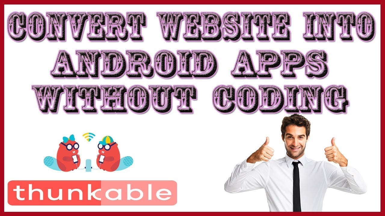 How To Convert Any Website Into Android App [ hindi /urdu ]