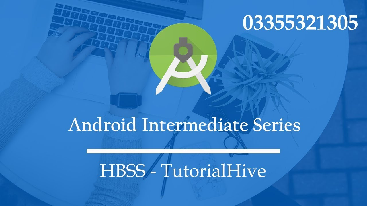 5 – How to convert website into android app –  Android intermediate series (urdu  hindi)