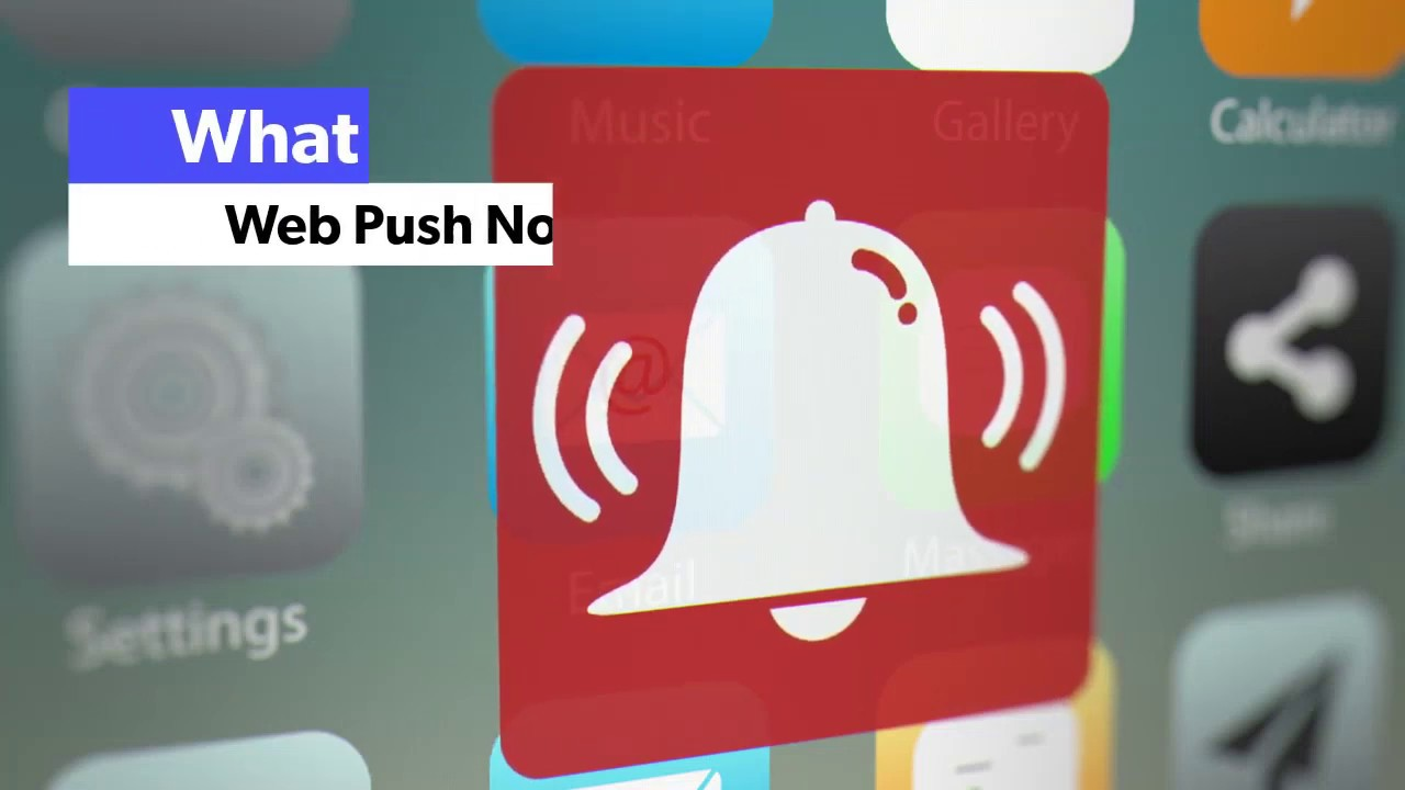 What Are Web Push Notifications? | Engage Your Site Visitors & Gain Subscribers | Free Demo