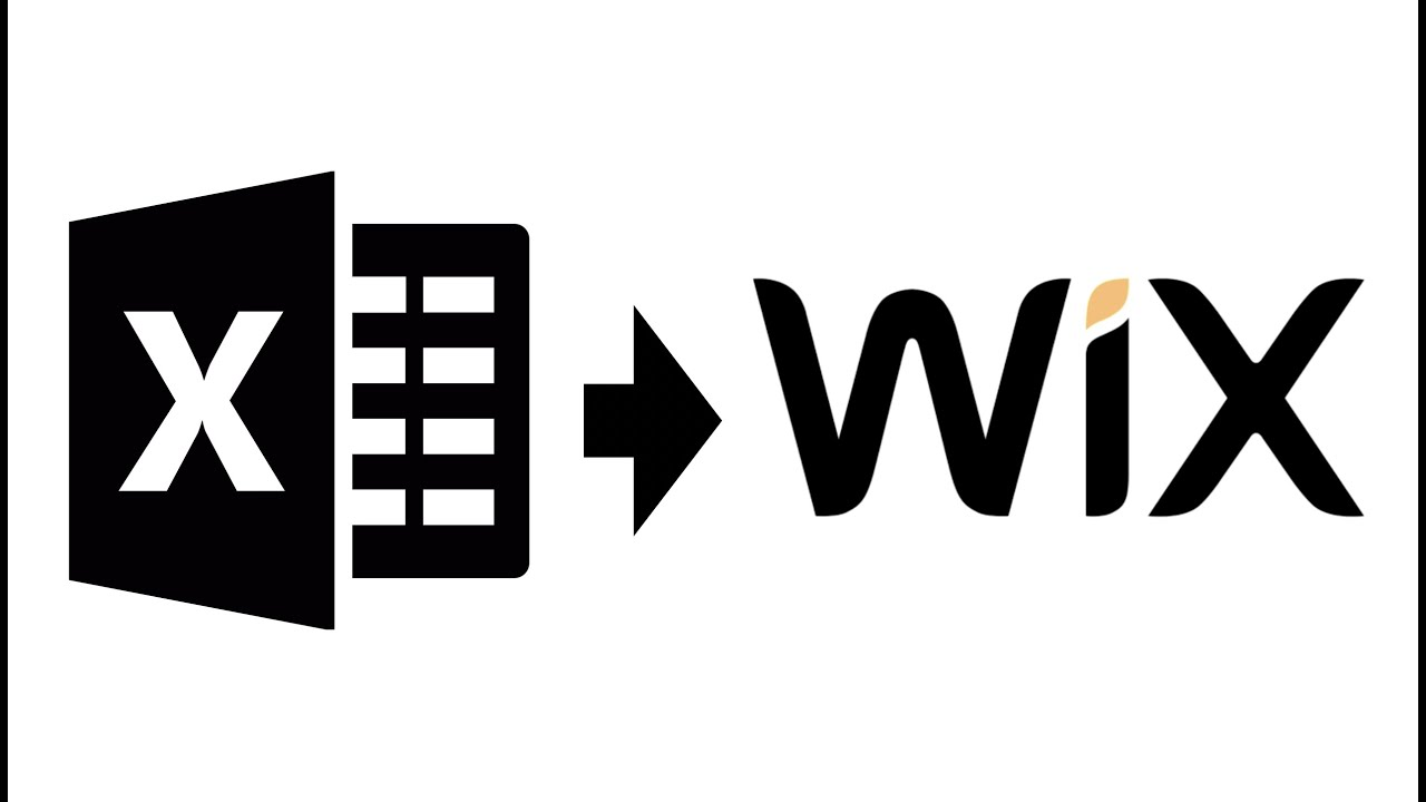 Spreadsheet into Wix website with Appizy
