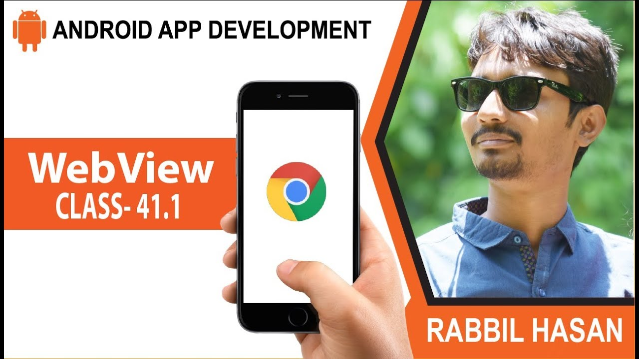 Convert Website Into Android App | Class 41.1 Android WebView Bangla Tutorial