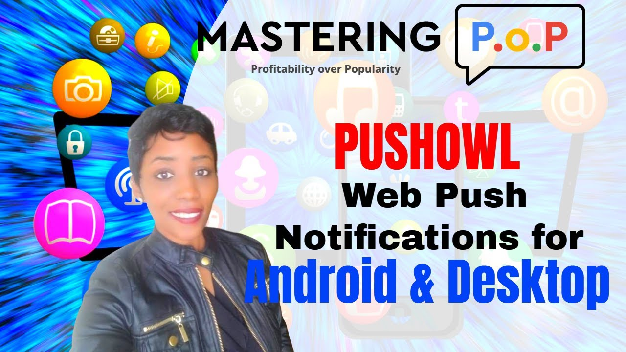 PushOwl Web Push Notifications Shopify App for Android or Desktop
