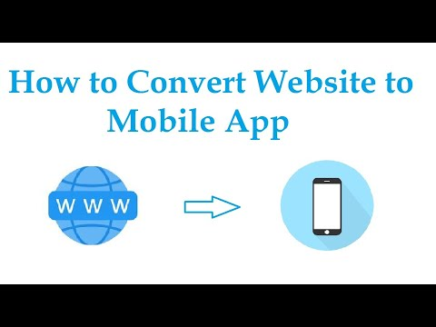 How to Convert a Website into Android App using Android Studio 2020 | Convert in 5 minutes