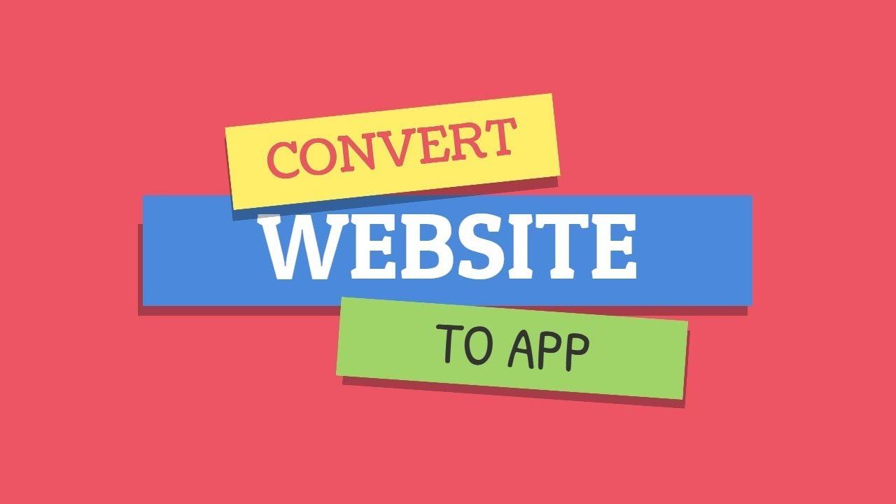 "Thunkable Beginner App Tutorial #8 ""Convert Website to App"""
