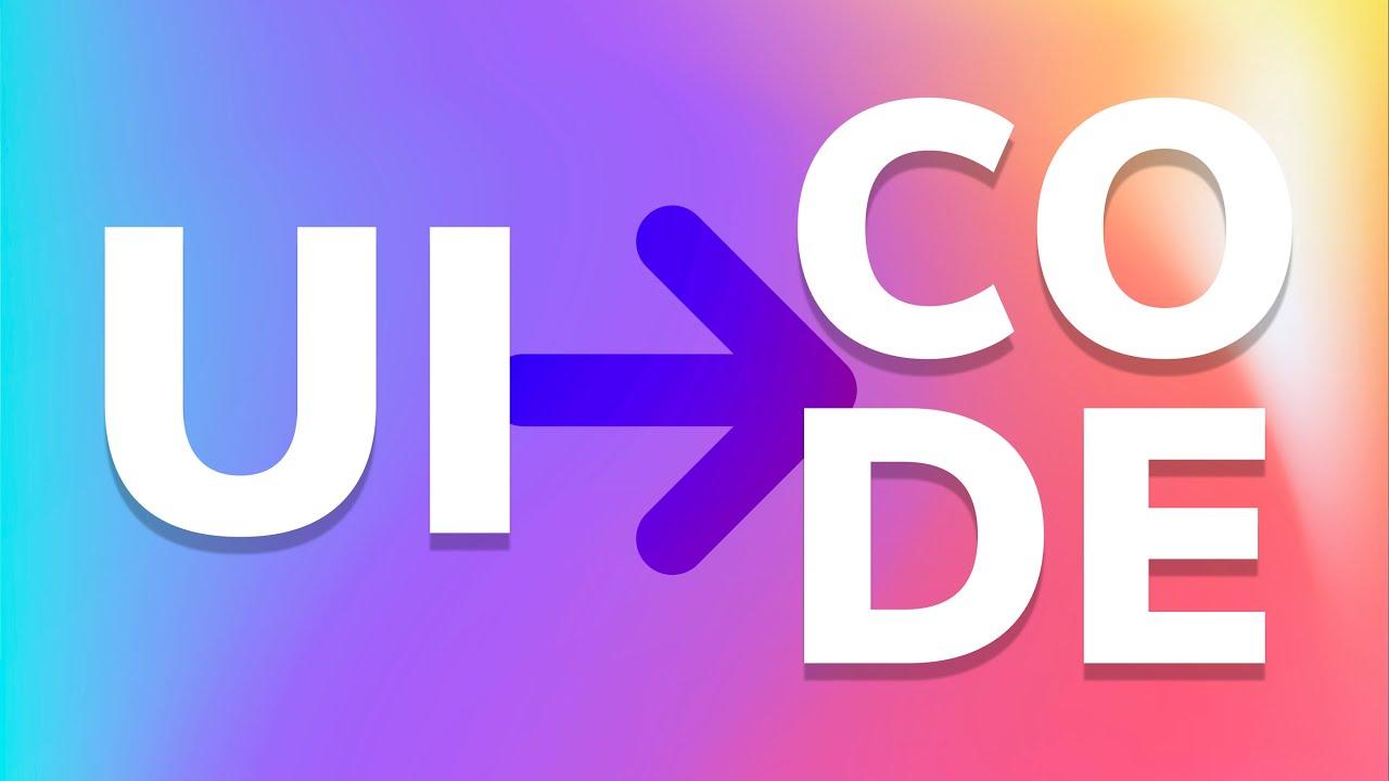 Best Tools to Convert UI to Code Instantly! | Design Essentials