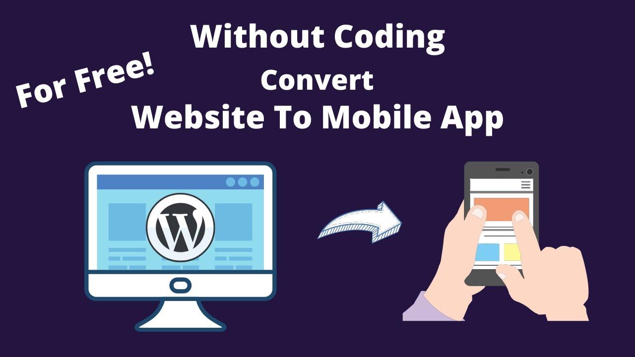 WordPress to App | Android App | Thunkable App | App Inventor