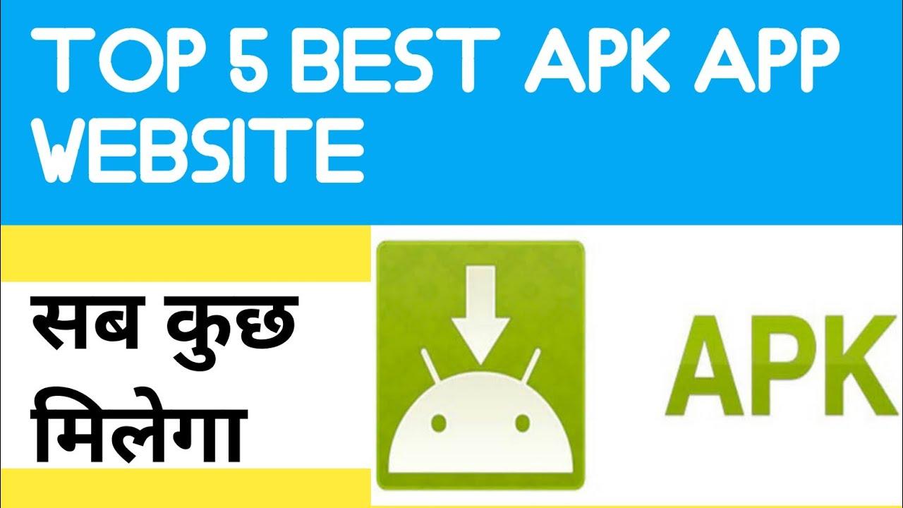 Top 5 Best Apk App Website