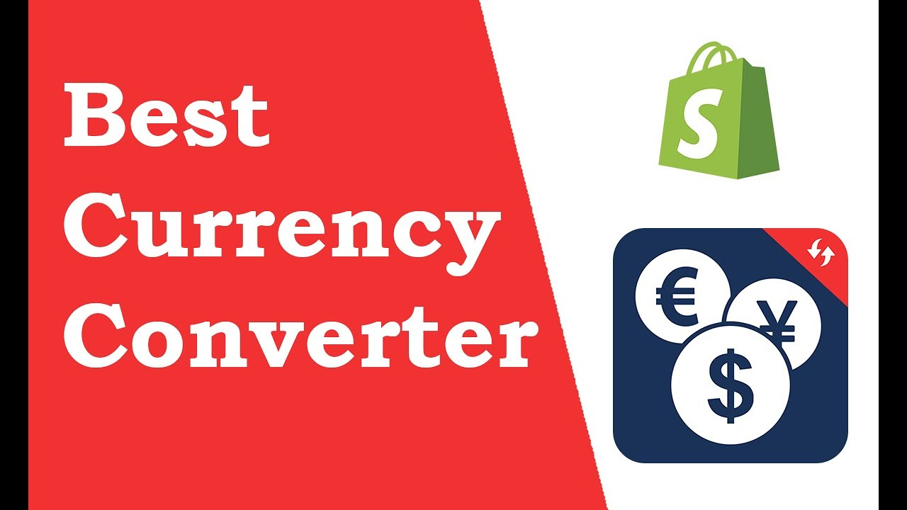 Shopify Multi Currency Checkout | Best currency converter app review, setting tutorial for beginner