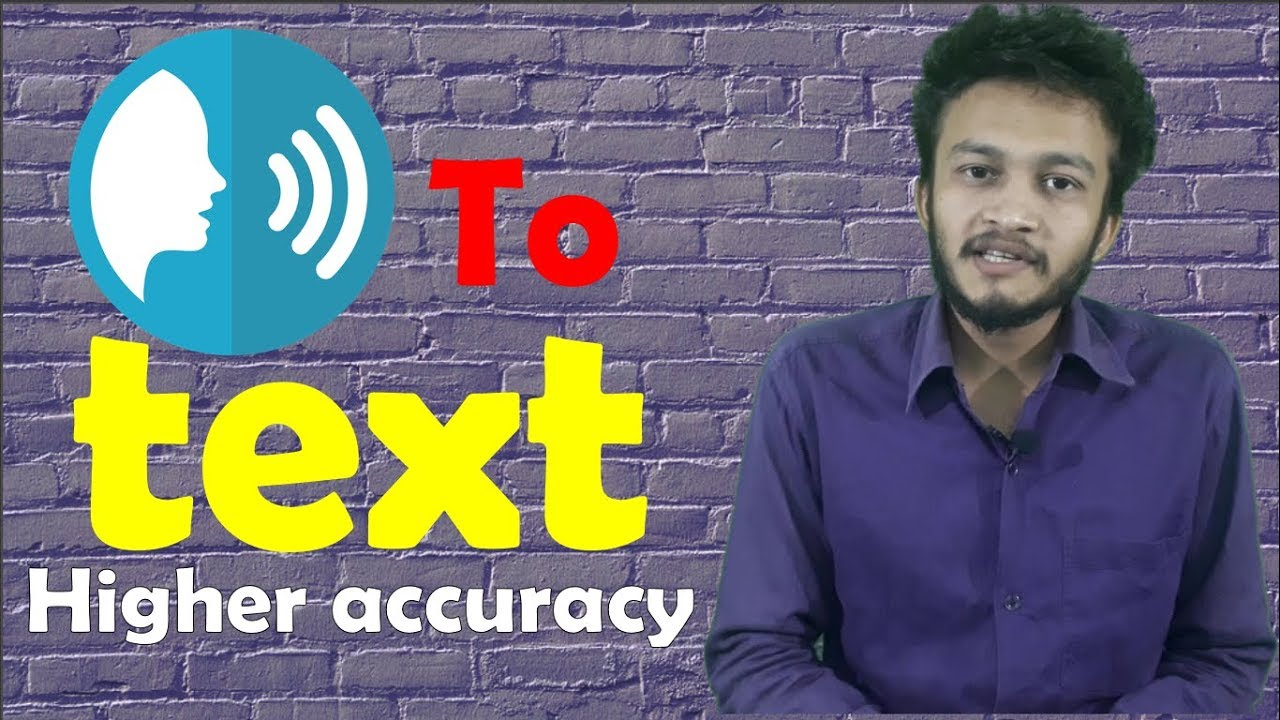 {HINDI} Higher accuracy Best Speech to Text Converter || fastest way to Type online || android app