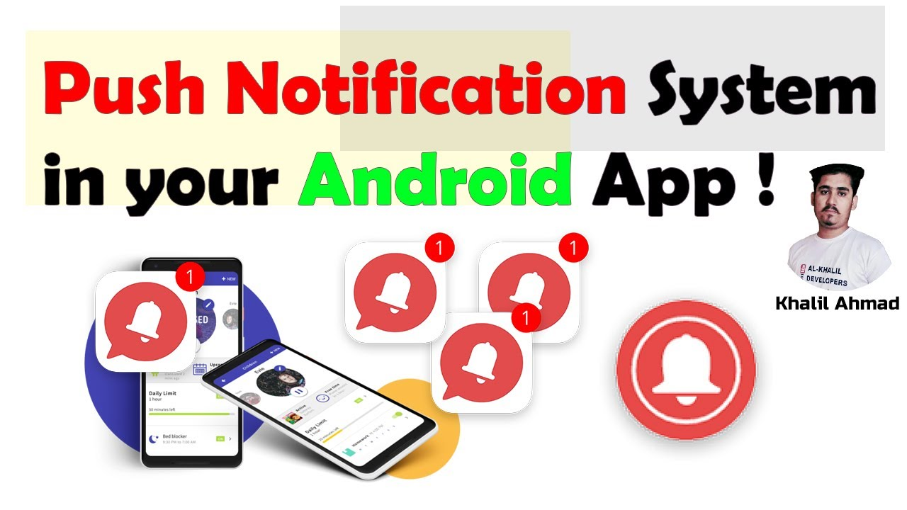 How To Implement Push Notification System In Your Android App ?
