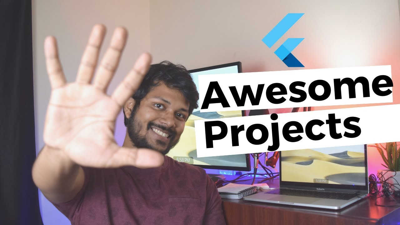 Top 5 Flutter Project Ideas in 2020 – Beginner to Advanced | Projects Explained