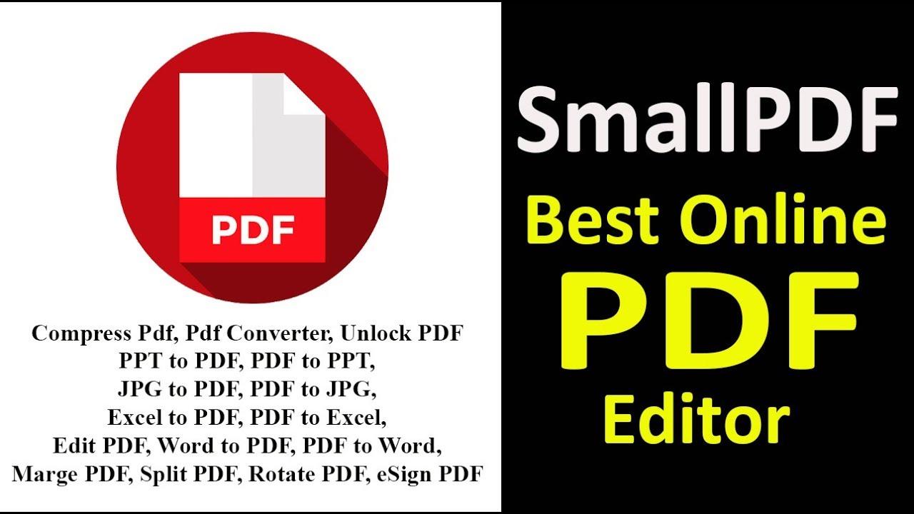 Best Online PDF editor in Assamese || Edit, Marge, Convert etc. ||