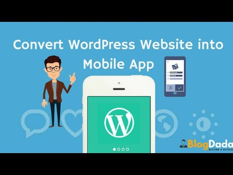 Convert WordPress blog into mobile app using rest API (2 methods) with project code