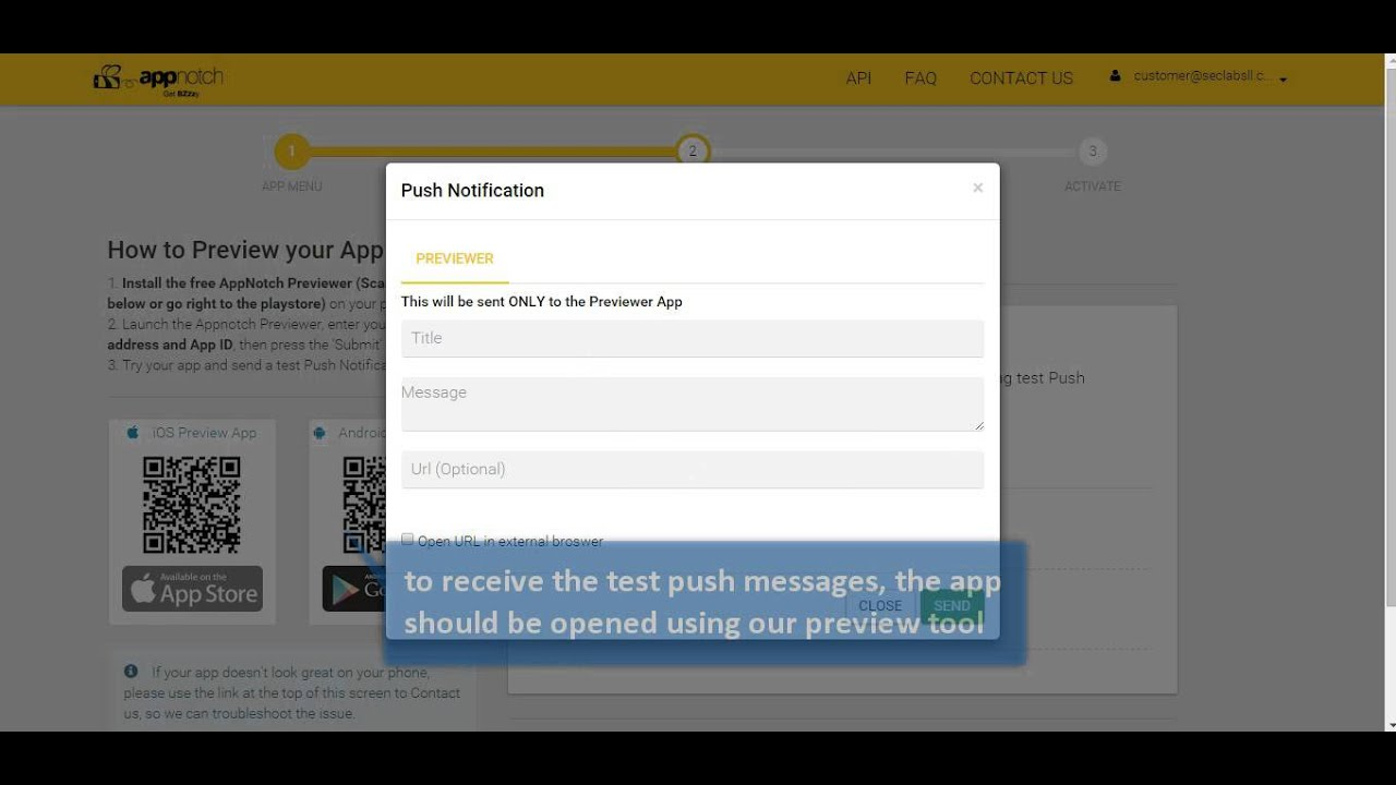 How to convert a website into an iOS app using a Customer certificate