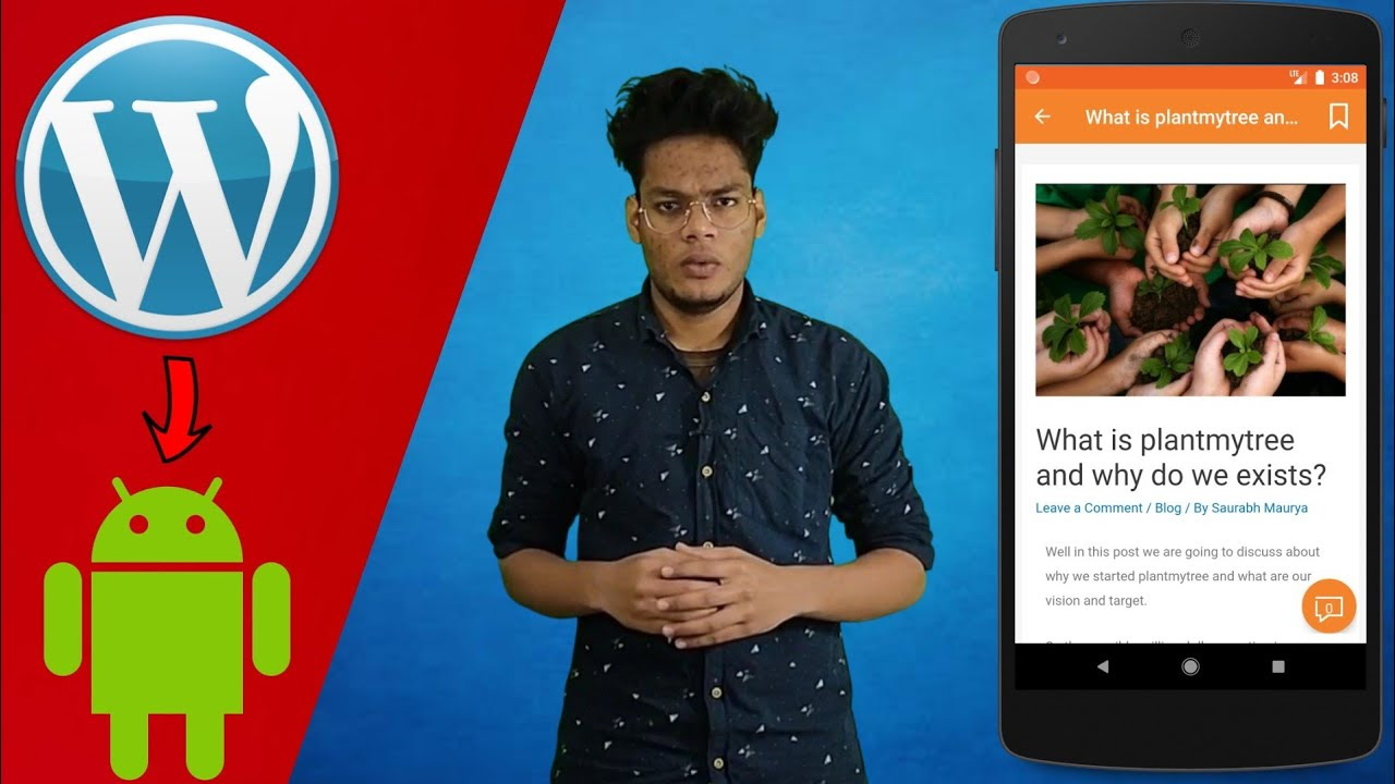(Tutorial) Create WordPress Android app in 5 minutes without Android studio