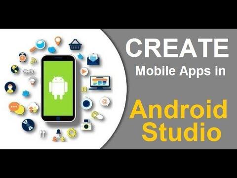 Create App in Android Studio || Convert Website in Mobile App