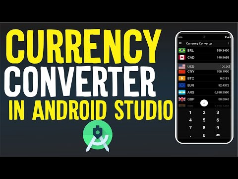 best currency converter app android studio | part 2