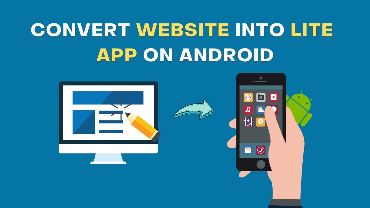 Convert Your Favorite Websites into Lite Apps on Android