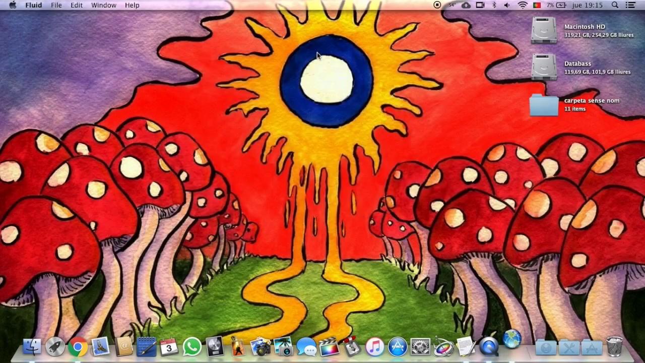 How to create a desktop app from a URL (Mac OS X )