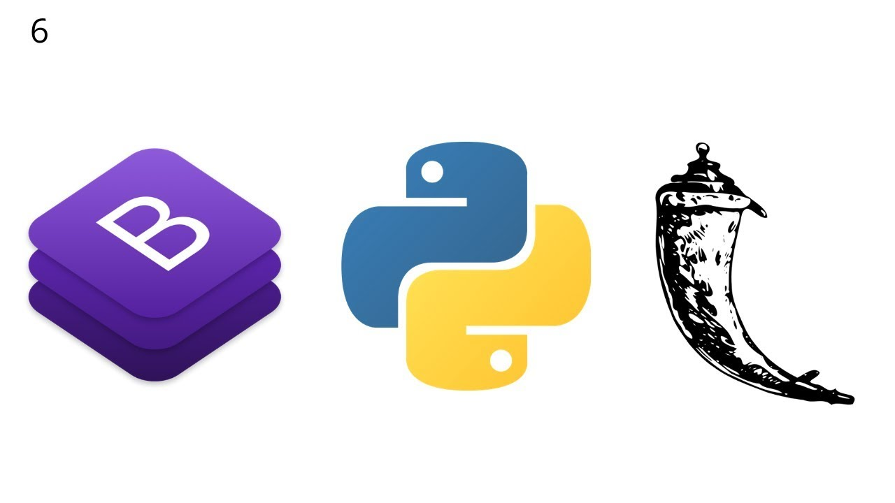 Writing an Open Source Python Web App | RTask Day 6